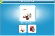 Eye-Catching Items