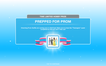 Prepped For Prom Event The Sims Freeplay Wiki Fandom