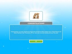 A Puppy Odyssey Quest