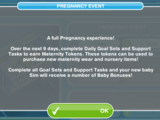 Pregnancy Event