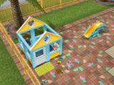 Toddler Playhouse