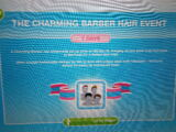Charming Barber Hair Event