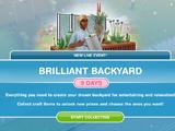 Brilliant Backyard