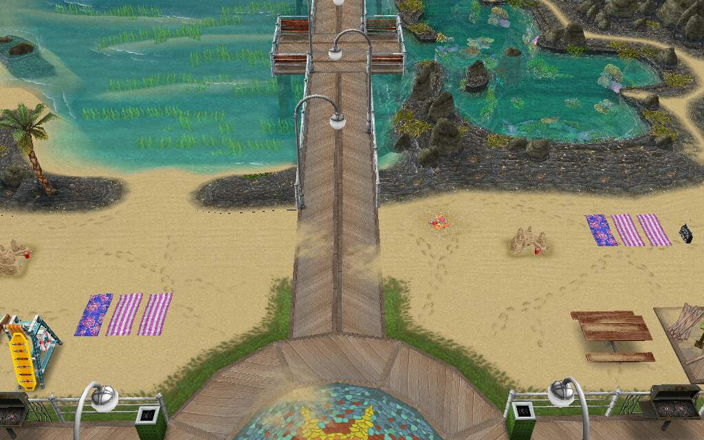 Galerry sims freeplay beach