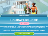 Holiday High Rise