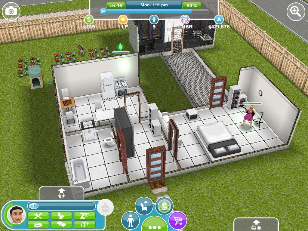 The Sims Freeplay Wiki   Fandom