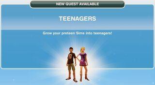 Teen Start