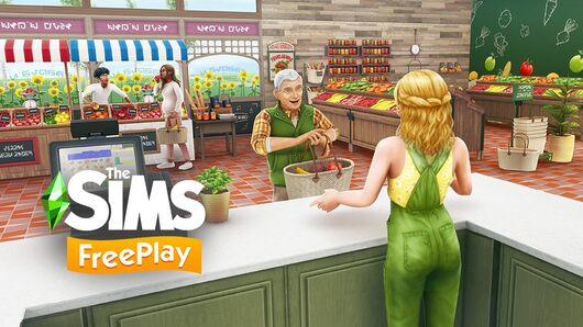 Game Updates The Sims Freeplay Wiki Fandom