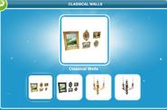 Classical Walls