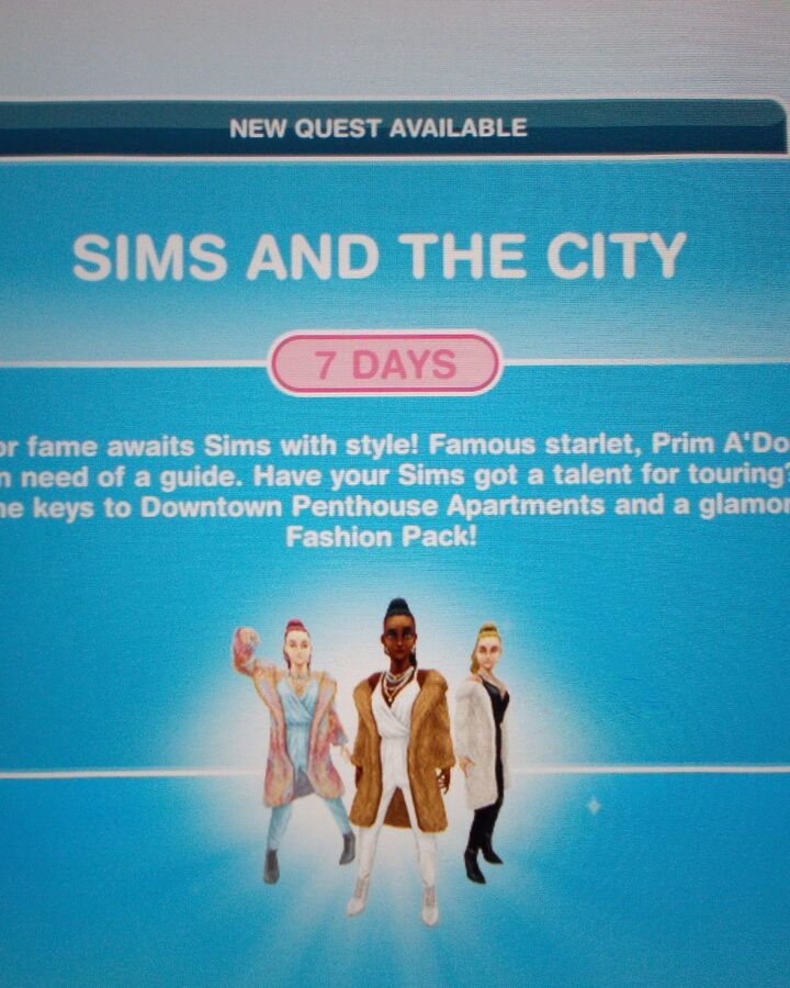 Sims And The City The Sims Freeplay Wiki Fandom