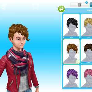 Mean Curls Event The Sims Freeplay Wiki Fandom