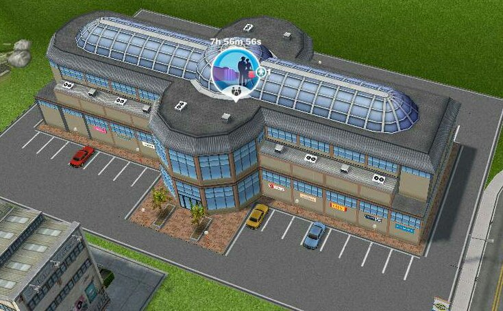 Sunset Mall The Sims Freeplay Wiki Fandom