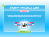 Country Homestead Event
