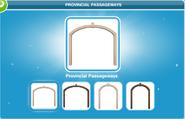 Provincial Passageways