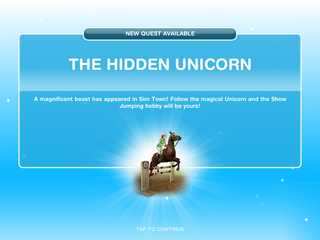 Hidden Unicorn