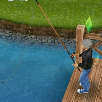 Fishing The Sims Freeplay Wiki Fandom