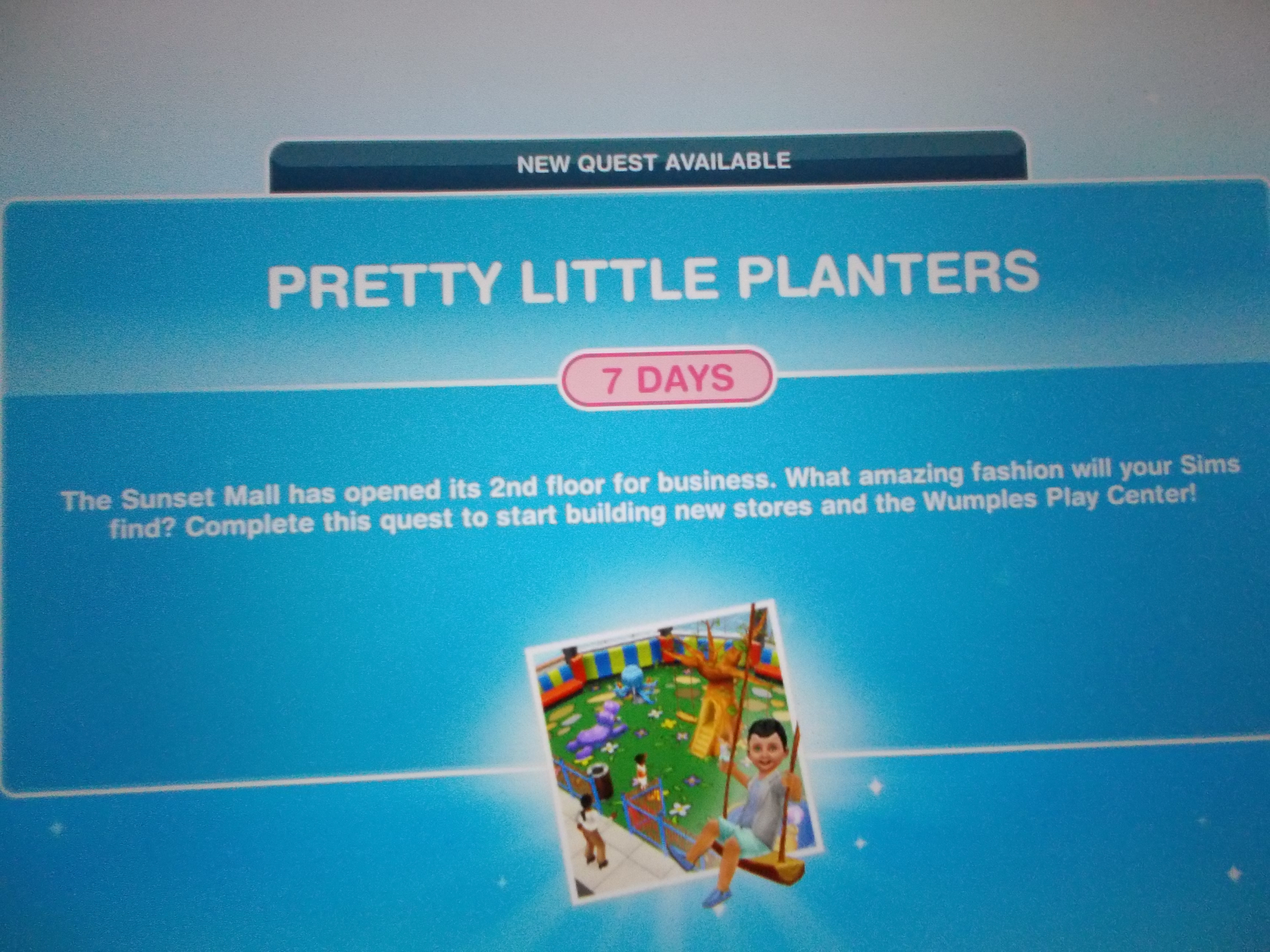 Pretty Little Planters The Sims Freeplay Wiki Fandom