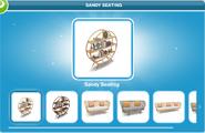 Sandy Seating