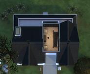 Casa D'Alho, terceiro andar