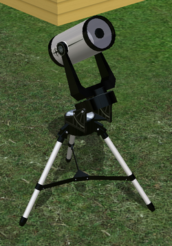 Telescópio 'Farstar e3'