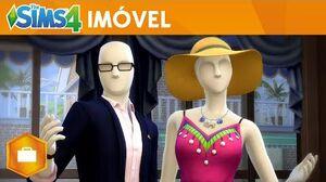 """The Sims 4 Ao Trabalho """"Imóvel"""""""
