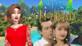 Paola Bracho no Havaí The Sims 4-1