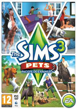 Capa The Sims 3 Pets