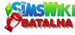 The Sims Wiki Batalha Logo