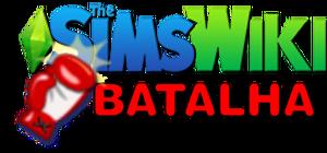 The Sims Wiki Batalha Logo