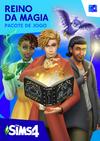 Capa The Sims 4 Reino da Magia