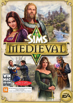Capa The Sims Medieval