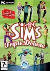Capa The Sims Triple Deluxe