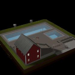 Estação Nadar e Molhar