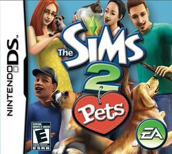 The Sims 2 Pets (console portátil)