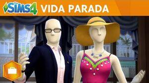 The Sims 4 Ao Trabalho Vida Parada