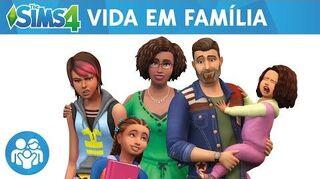 The Sims 4 Vida em Família Trailer Oficial