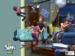 The Sims 2 Beta 2