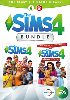 Capa The Sims 4 Bundle -4