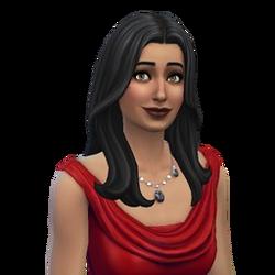 Laura Caixão (The Sims 4)