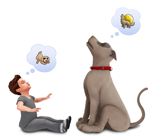 The Sims 4 Pets Render Fanmade