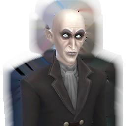Vladislaus Straud (Forma de Escuridão)