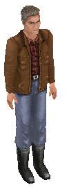 Brad Subúrbio (The Sims)
