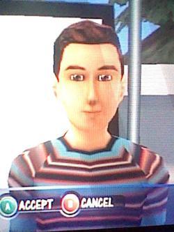 Daniel dos Encantos (The Sims (Console)