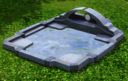 Banheira de Hidromassagem da Imperatriz