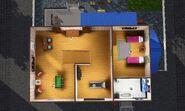 Habitat Humano, terceiro andar
