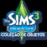 Logo The Sims 3 Vida ao Ar Livre