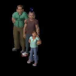Família Alvi TS3