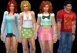 Família Caliente (TS4)