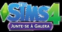 Logo The Sims 4 Junte-se à Galera (Primeira Versão)