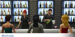 Carreira Culinária (TS4) - Mixólogo